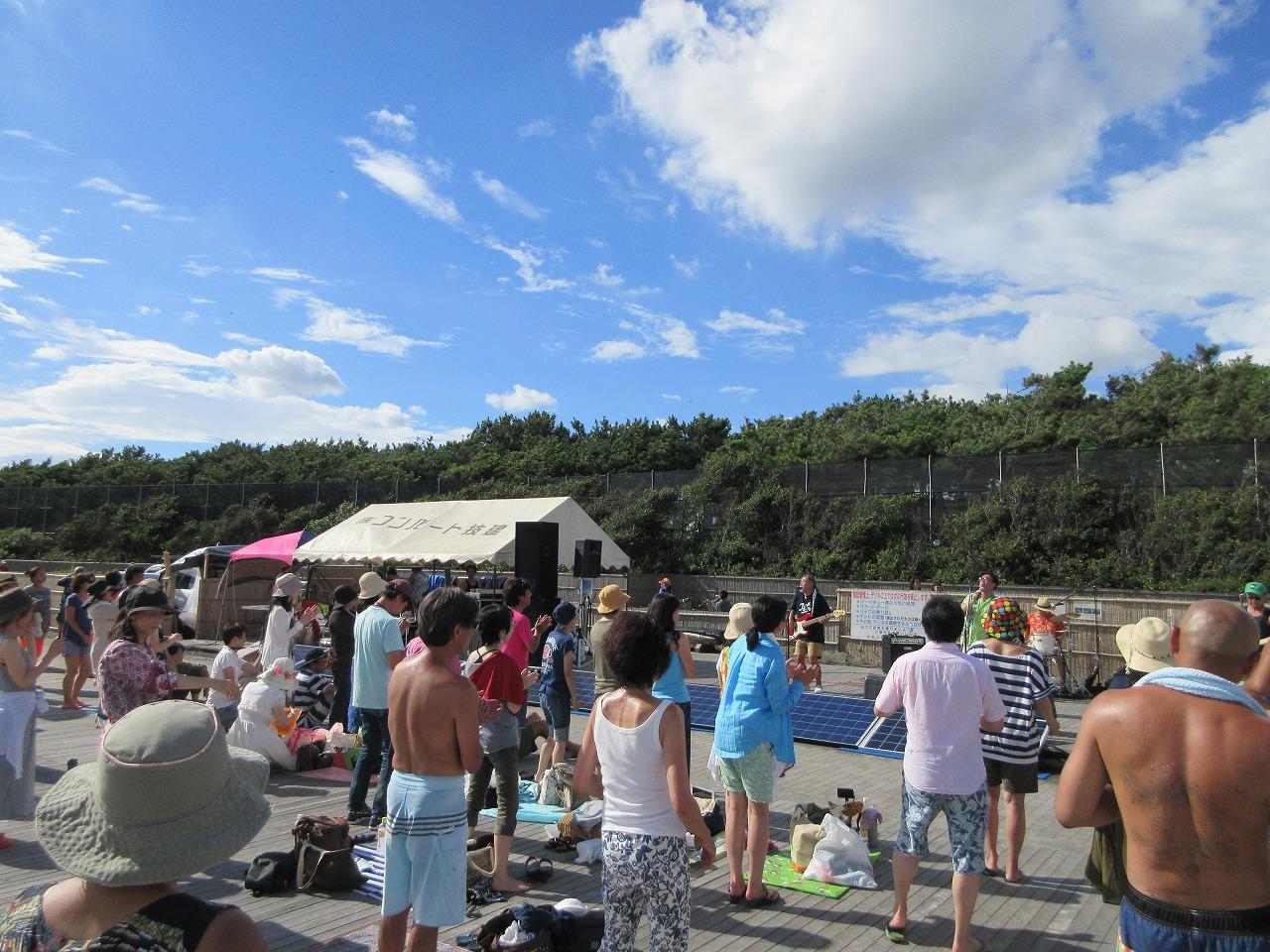 ほのぼのビーチフェスティバル2016