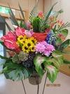 会場を飾ったお花