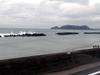 徳島、鳴門の海岸風景