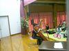 池山由香さんのハープの演奏
