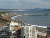中海岸の養浜作業
