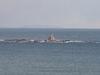 サザンビーチから観る烏帽子岩2