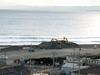 西浜海岸の砂置き場2